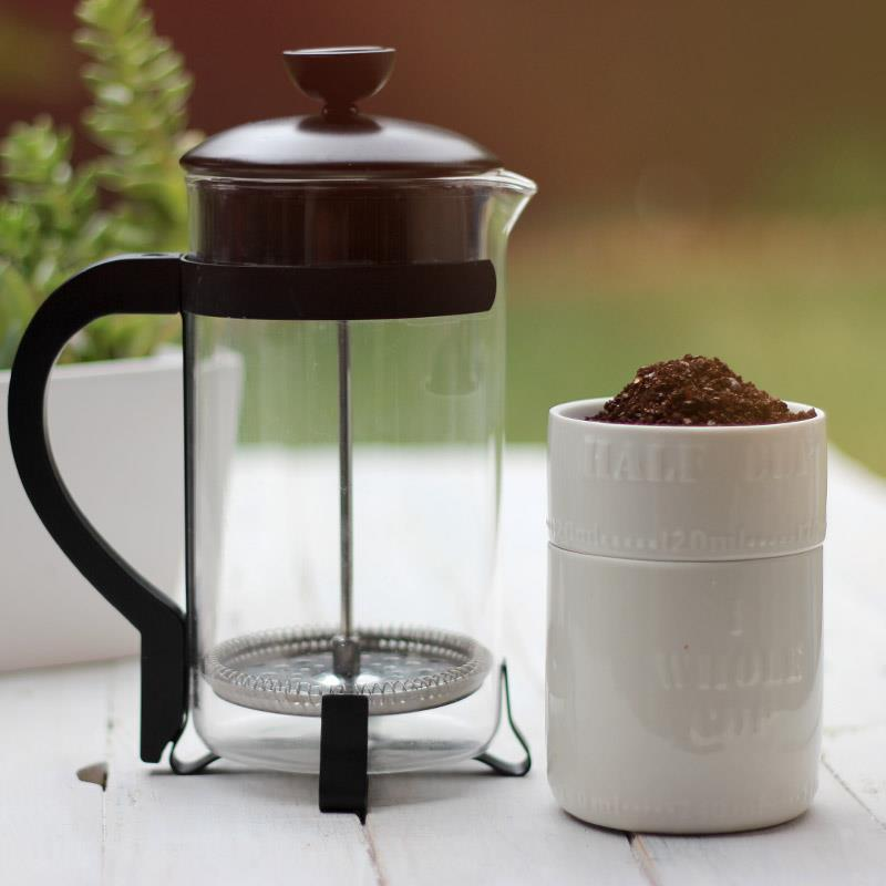 How to Cold Brew Coffee Using a French Press