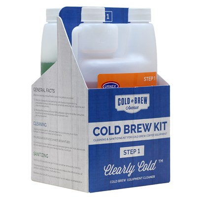 1-2 Cold Brew Cleaning & Sanitizing Kit /