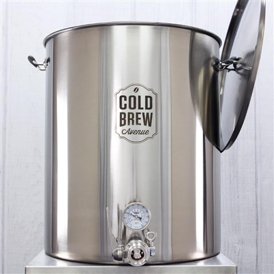 Deluxe Commercial Cold Brew Coffee Maker (50 Gallon)