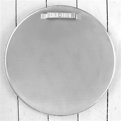 Cold Brew Coffee System Filter Plate (50 Gallon)