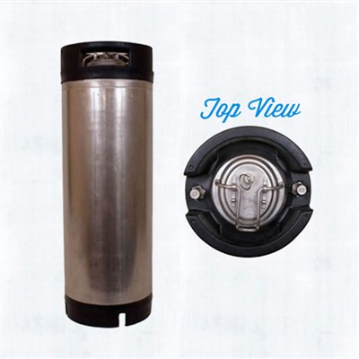 5 Gallon Nitro Coffee Keg (Used) /