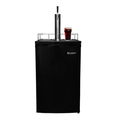 Cold Brew Coffee Kegerator - Single Tap for Iced Coffee /