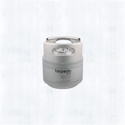 1.5 Gallon Nitro Coffee Keg (Stackable Torpedo Kegs)