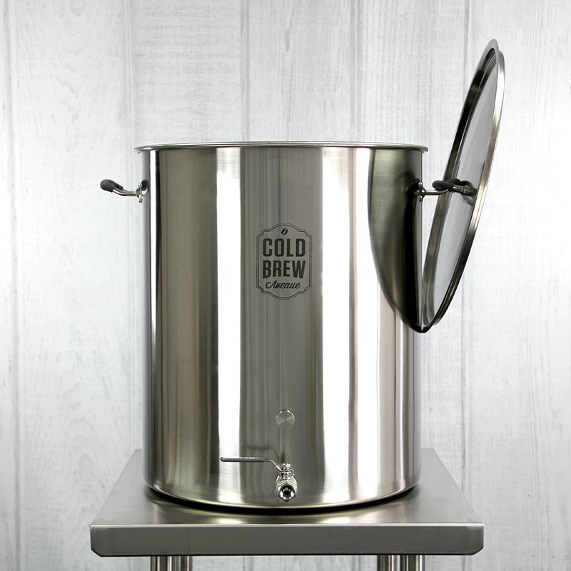 Commercial Cold Brew Coffee Maker 30 Gallon